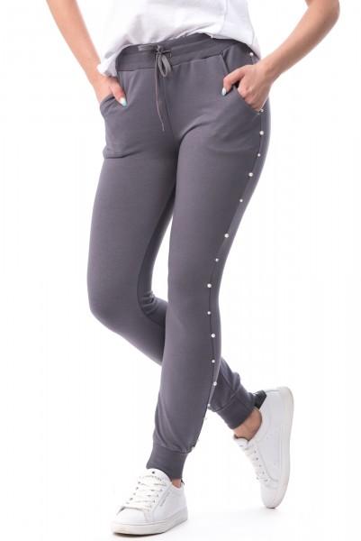 Pantaloni 6661 Dark Grey Mei
