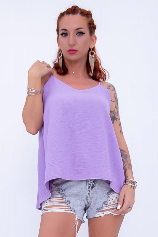 Maiou Dama 2867 Lila Fashion