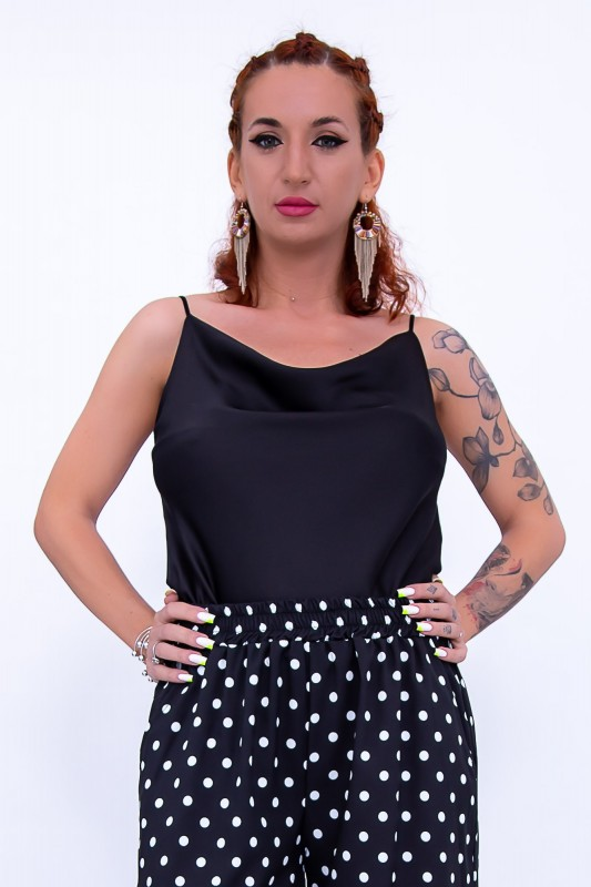 Maiou Dama 2897 Negru Fashion