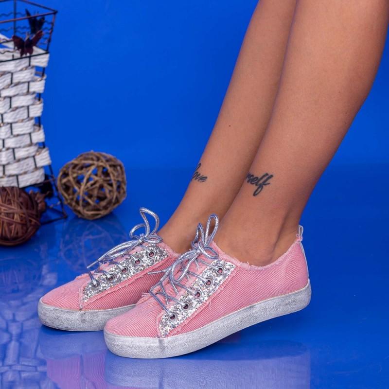 Tenisi Dama CD258 Pink Mei