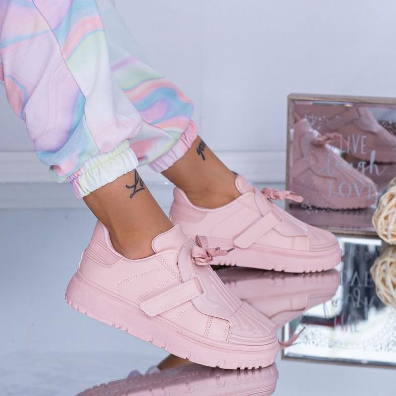 Pantofi Sport Dama LF1901 Roz ABC