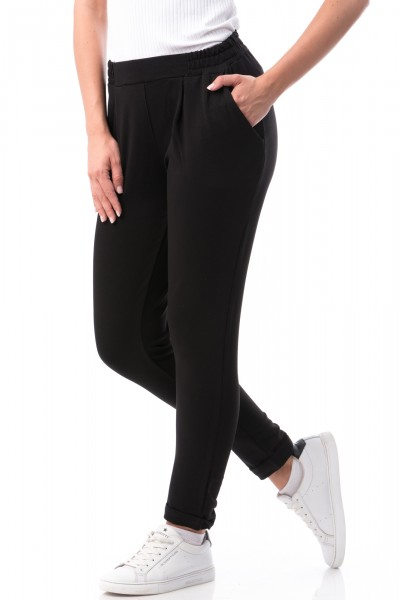 Pantaloni Dama 6784 Black Mei
