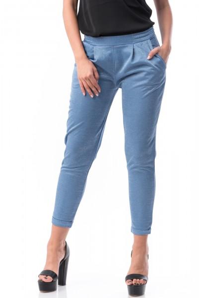 Pantaloni Dama 6826 Blue Mei