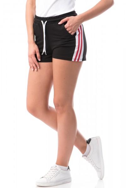 Pantaloni Scurti Dama 6834 Black Mei