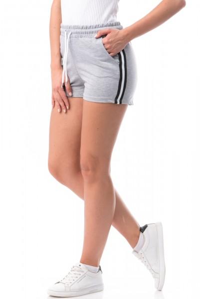 Pantaloni Scurti Dama 6835 Grey Mei