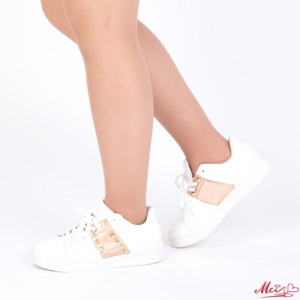 Pantofi Sport Dama ABC-273# Champagne Mei