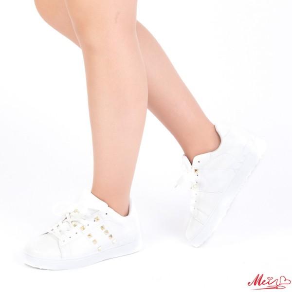 Pantofi Sport Dama ABC-273# White Mei