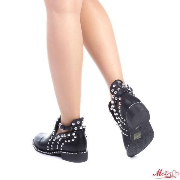 Pantofi Casual Dama AF121 Black Mei