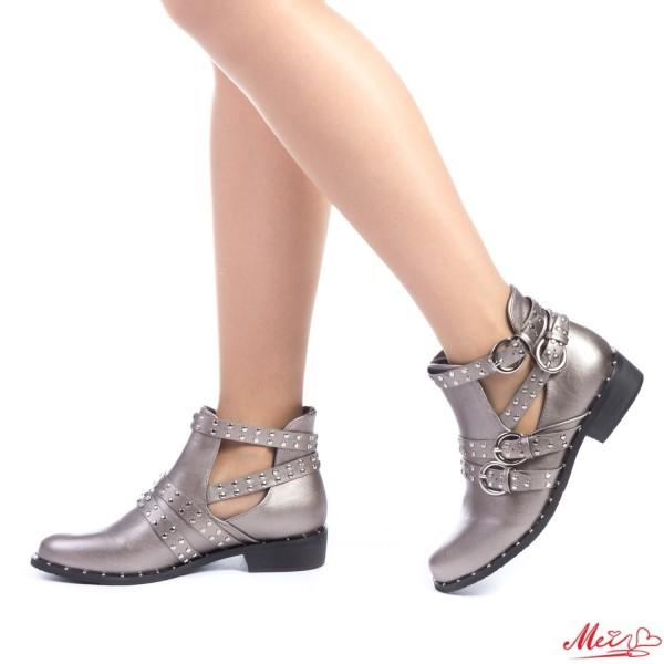Pantofi Casual Dama AF122 Guncolor Mei