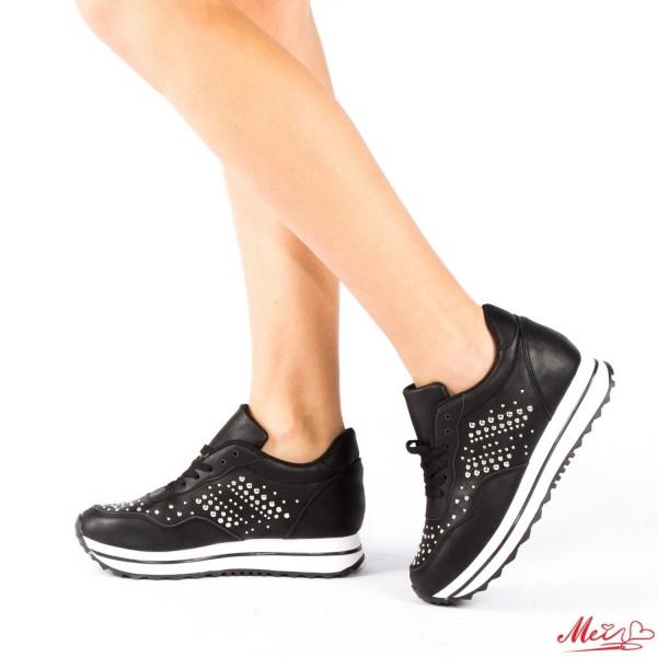 Pantofi Sport Dama AN21 Black Mei