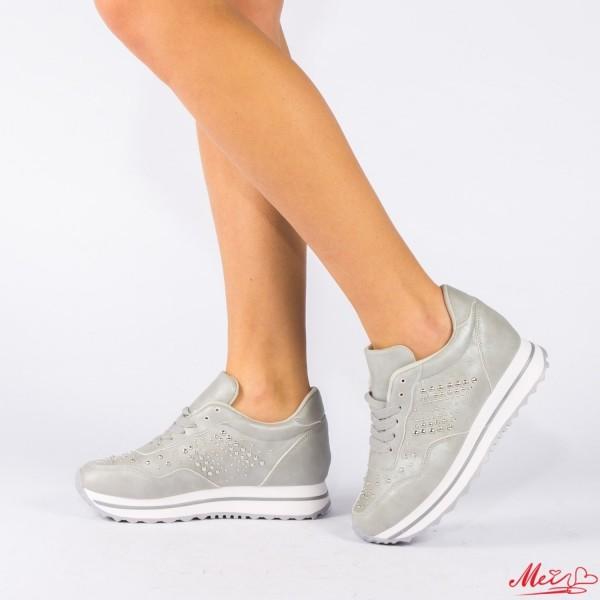 Pantofi Sport Dama AN21 Grey Mei