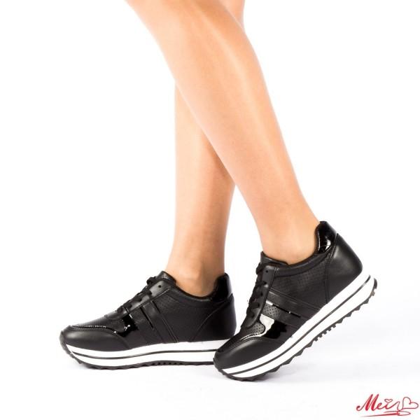Pantofi Sport Dama AN22 Black Mei