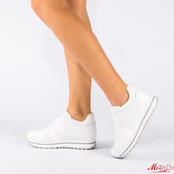 Pantofi Sport Dama AN22 White Mei