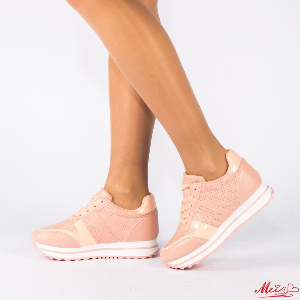 Pantofi Sport Dama AN22 Pink Mei