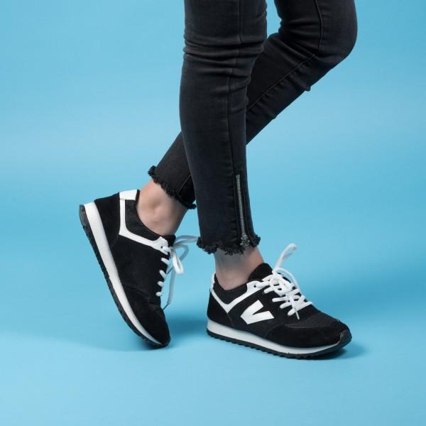 Pantofi Sport Dama B25 Black Mei