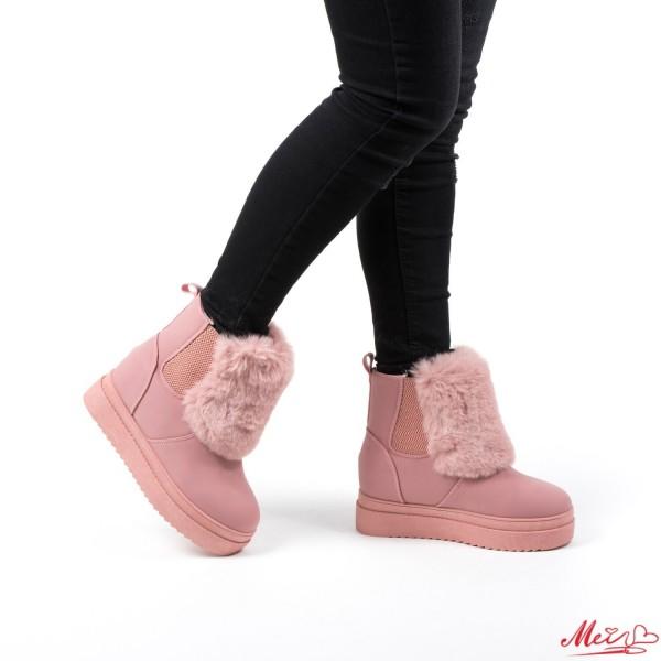 Ghete Dama B36 Pink Mei