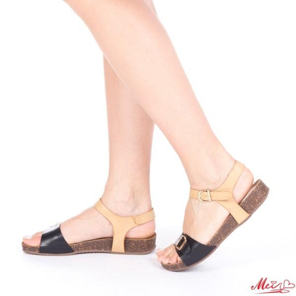 Sandale Dama BZ2 Black Mei