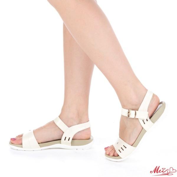 Sandale Dama BZ3 White Mei