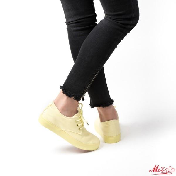 Tenisi Dama CD165 Yellow Mei