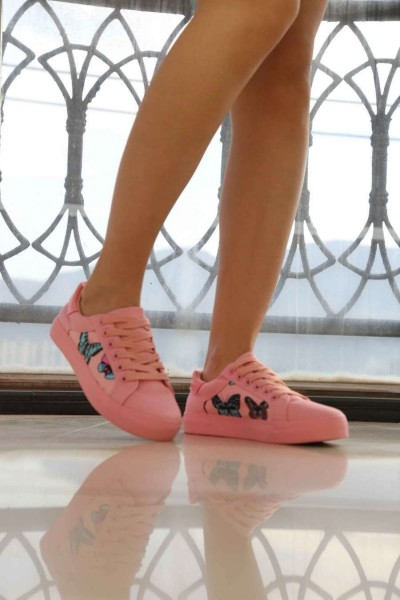 Tenisi Dama CD166 Pink Mei