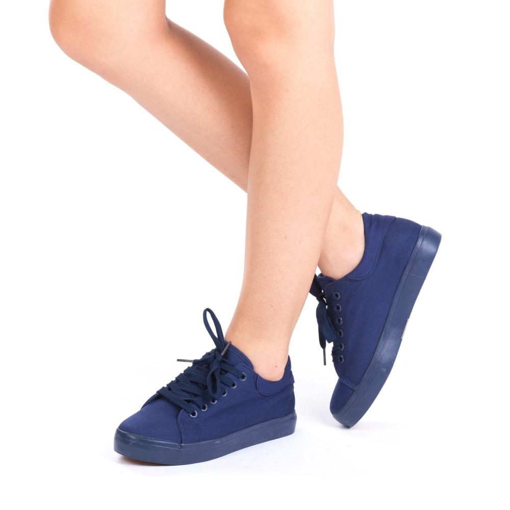 Tenisi Dama CD189 Blue Mei