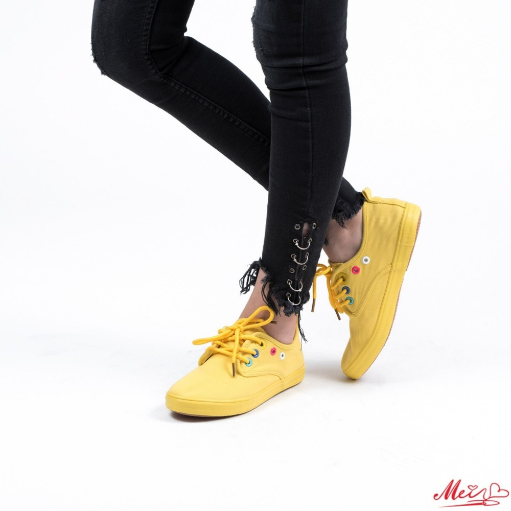 Tenisi Dama CD225 Yellow Mei