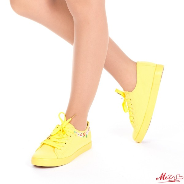 Tenisi Dama CD288 Yellow Mei