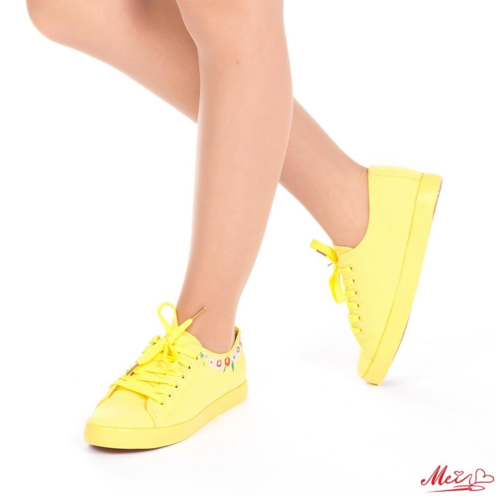Tenisi Dama CD288 Yellow Mei