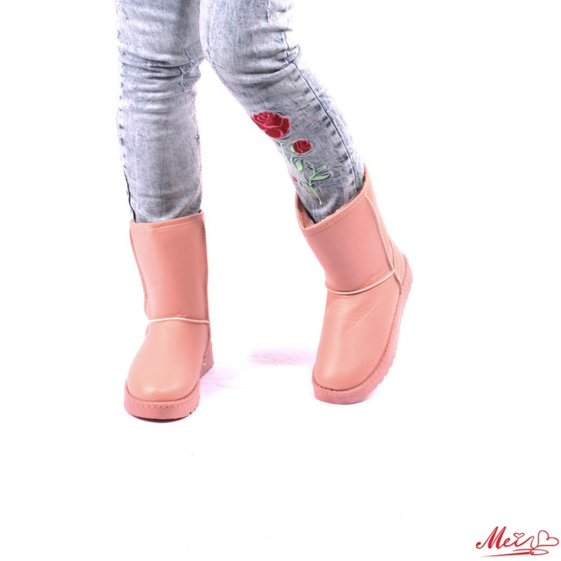 Ghete Dama F806 Pink Mei