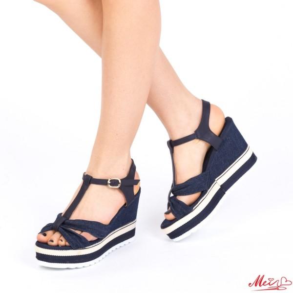 Sandale Dama FD17 Dark Blue Mei