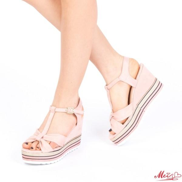 Sandale Dama FD17 Pink Mei