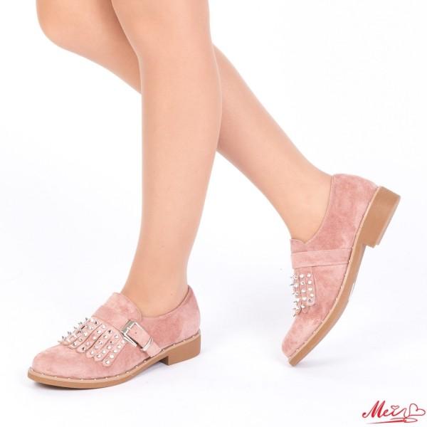 Pantofi Casual Dama FD5 Pink Mei