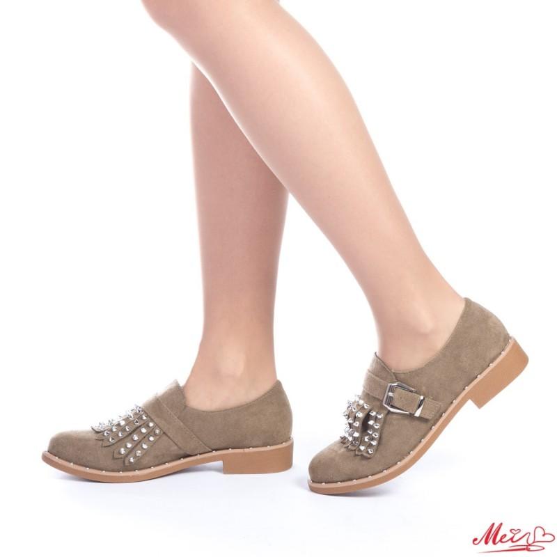 Pantofi Casual Dama FD5 Green Mei
