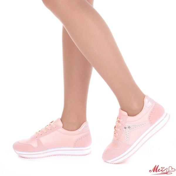 Pantofi Sport Dama GB03 Pink Mei