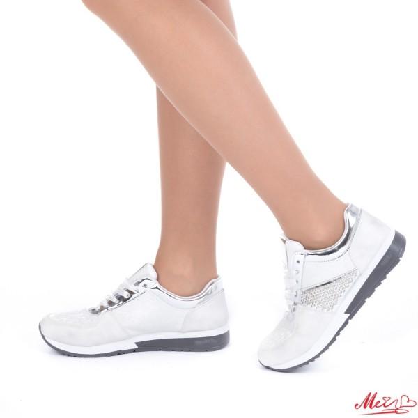 Pantofi Sport Dama GB05 White Mei