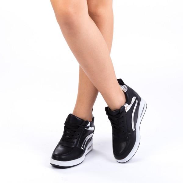 Pantofi Sport Dama HFD22 Black Mei