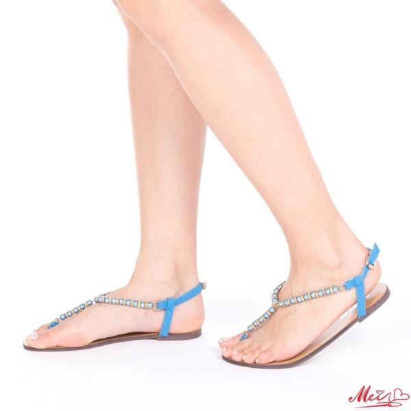 Sandale Dama HG128 Blue Mei