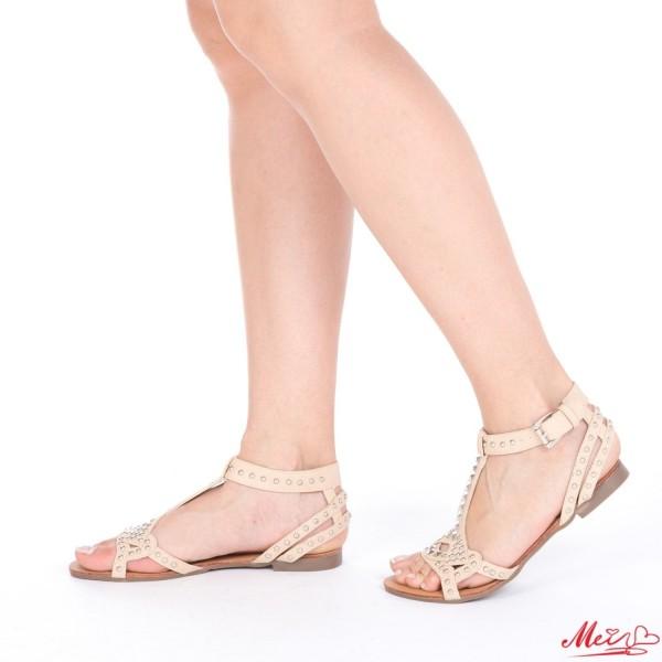 Sandale Dama HG136 Apricot Mei
