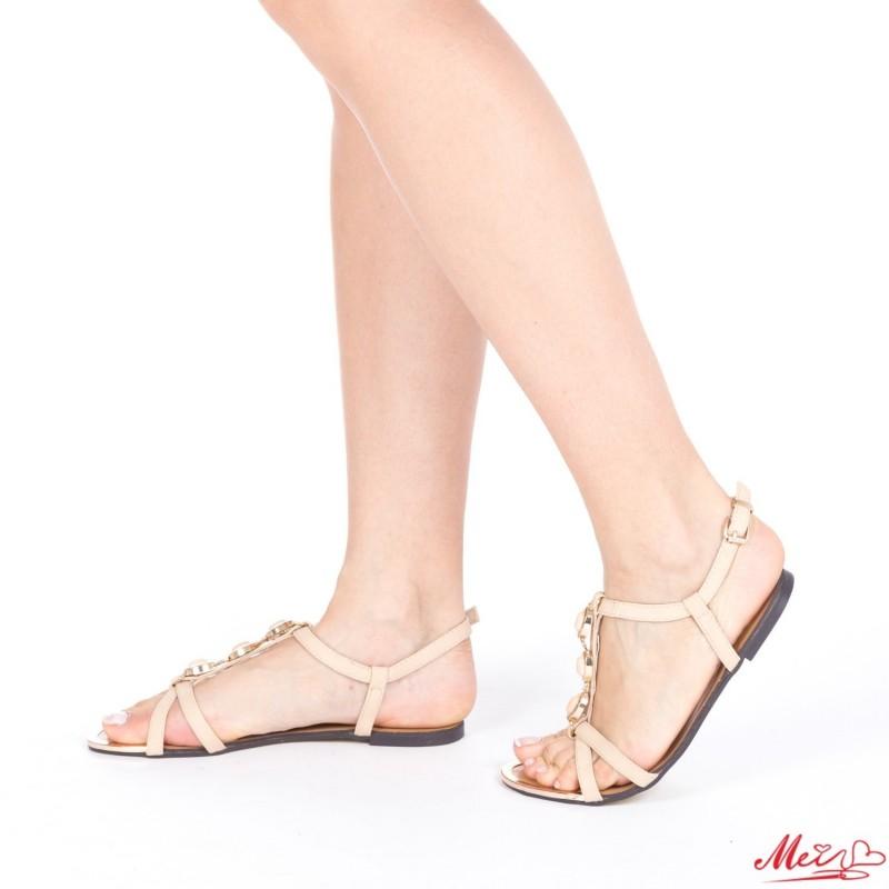 Sandale Dama HL157 Beige Mei