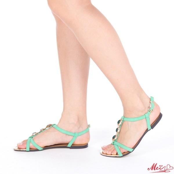 Sandale Dama HL157 Green Mei