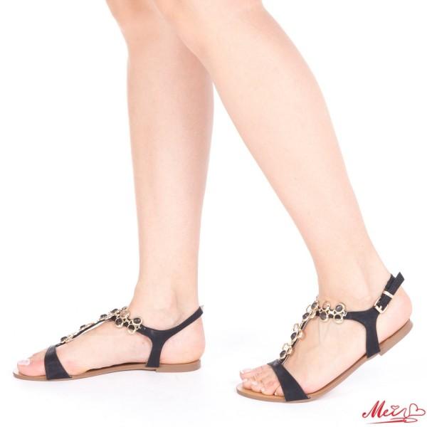 Sandale Dama HL176 Black Mei