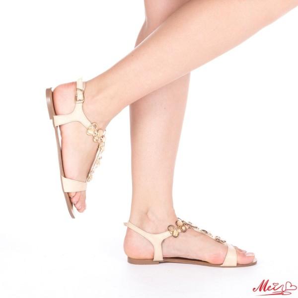 Sandale Dama HL176 Beige Mei
