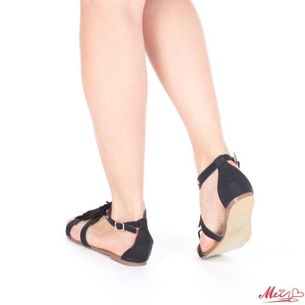 Sandale Dama HL301 Black Mei