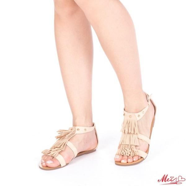 Sandale Dama HL301 Apricot Mei