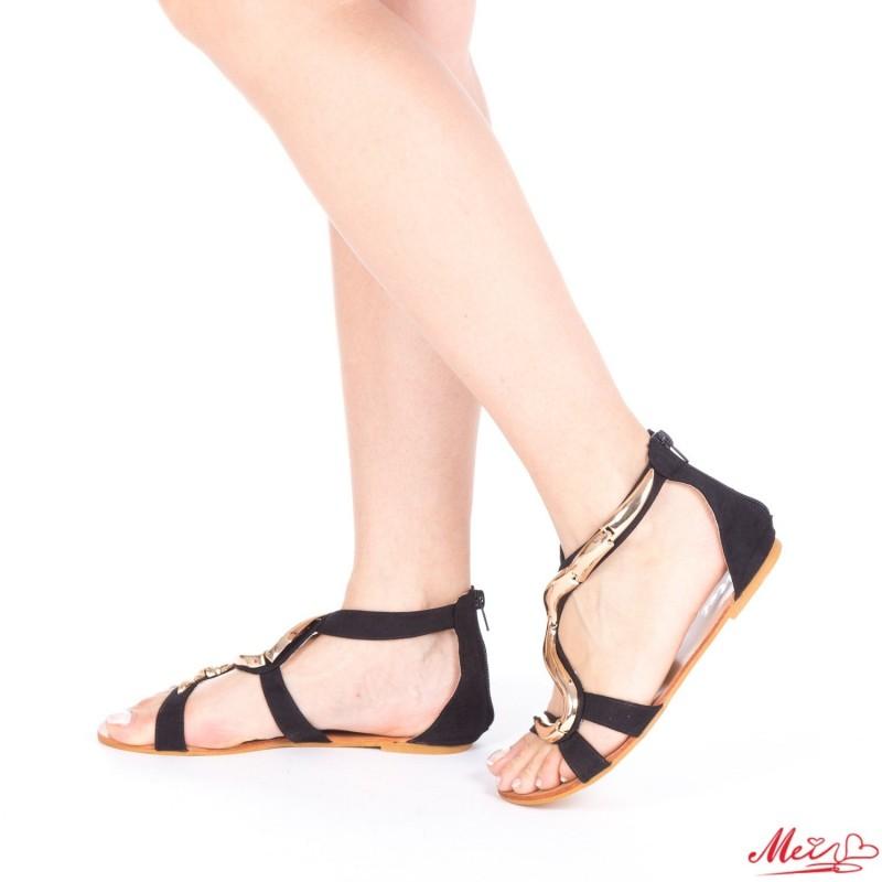 Sandale Dama HL303 Black Mei
