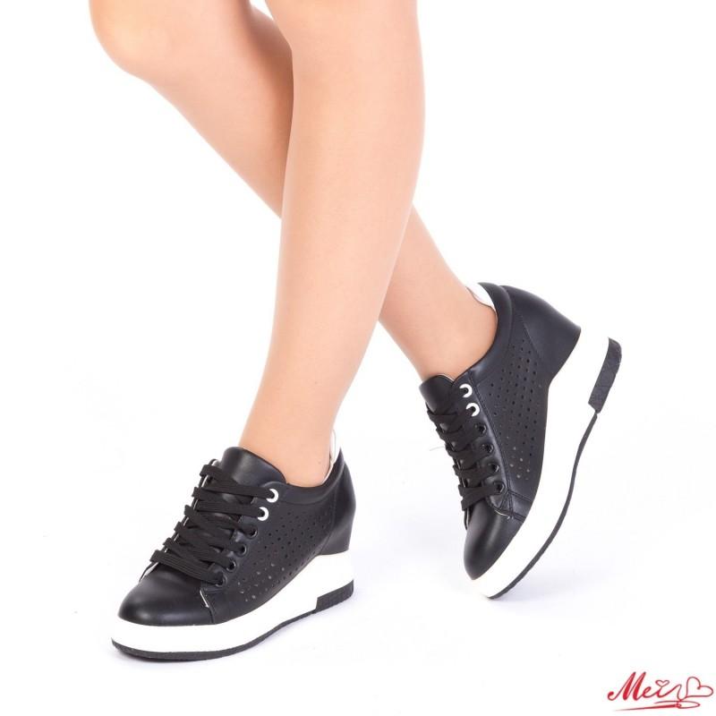 Pantofi Sport Dama K250 Black Mei