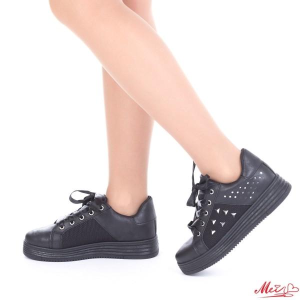 Pantofi Sport Dama KH11 Black Mei