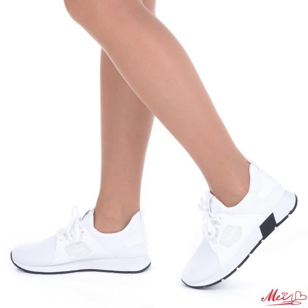 Pantofi Sport Dama KH7 White Mei