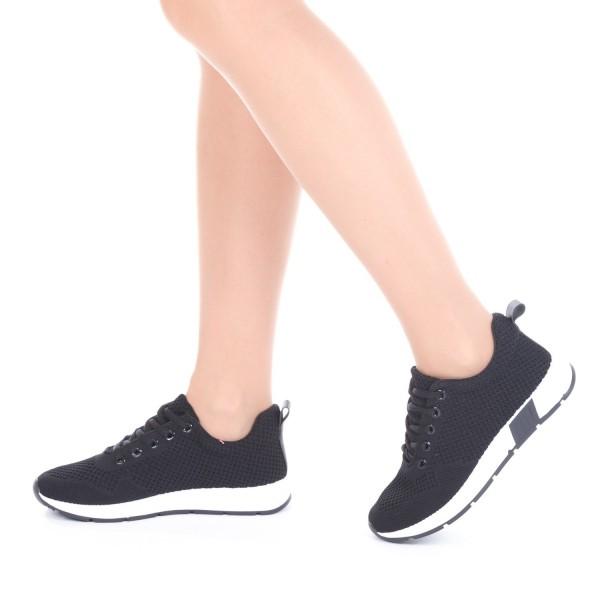 Pantofi Sport Dama KH8 Black Mei