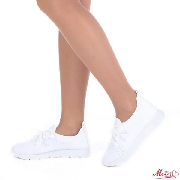 Pantofi Sport Dama KH9 White Mei